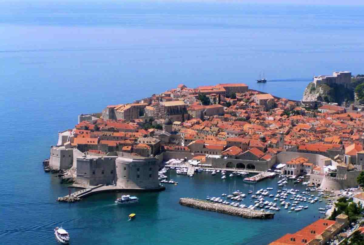Videós séta: így néz ki Dubrovnik idén májusban