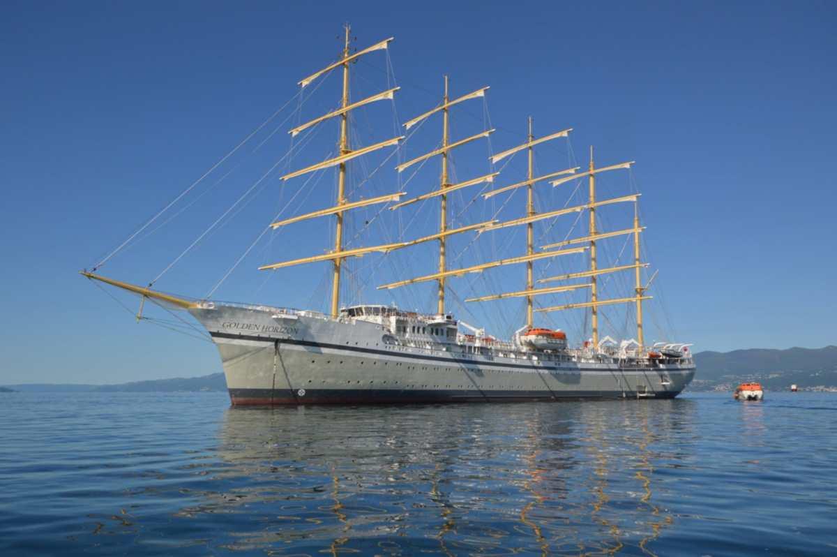 Horvátország: elkészült a világ legnagyobb keresztvitorlás hajója