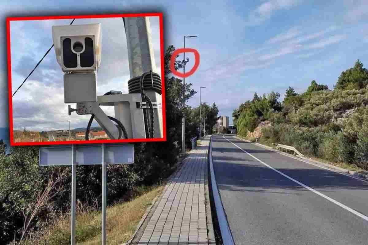 Autósok figyelem! Új kamerákat telepítettek Horvátországban