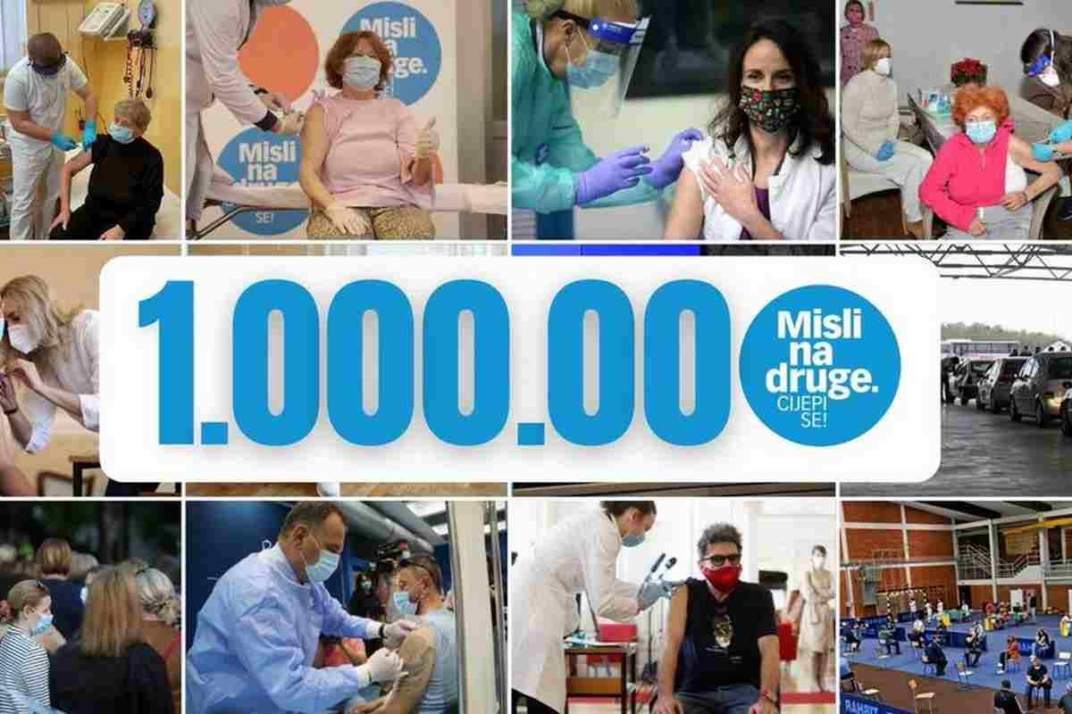 Koronavírus - Horvátországban megvan az egymillió beoltott