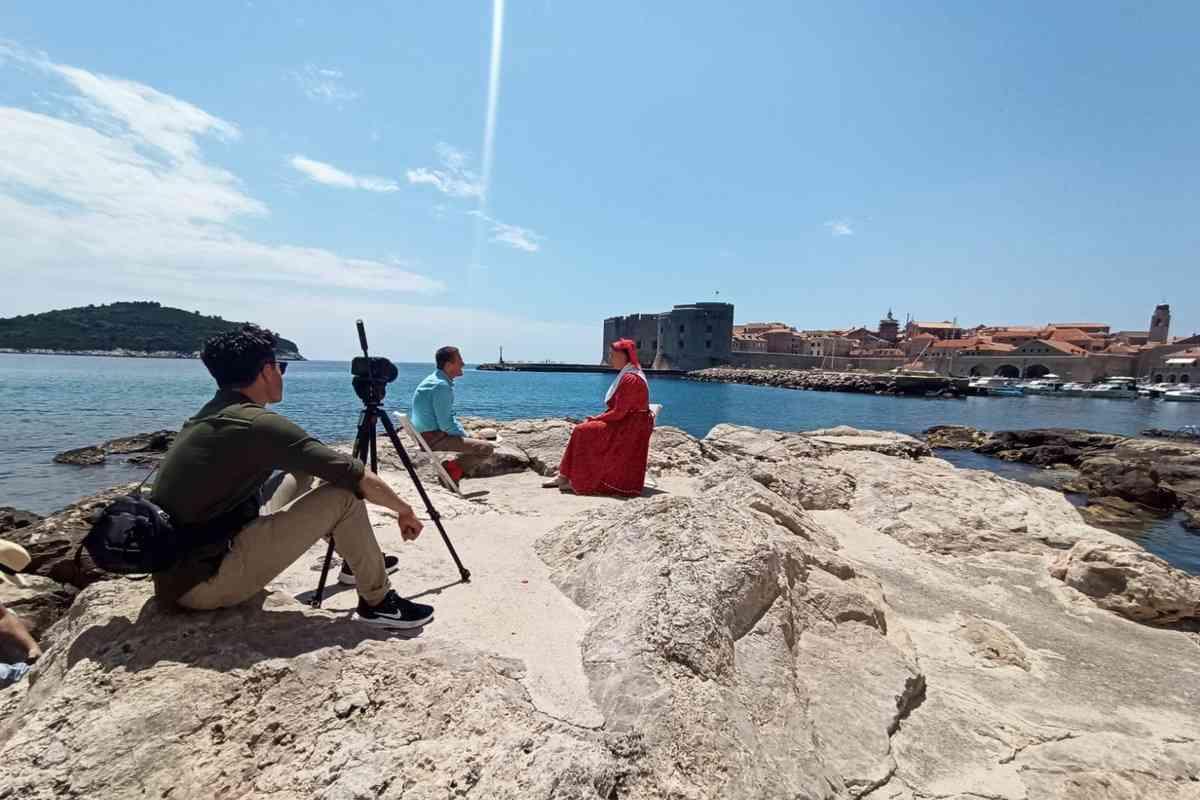 Milliók láthatták Dubrovnik szépségeit a CNN adásaiban