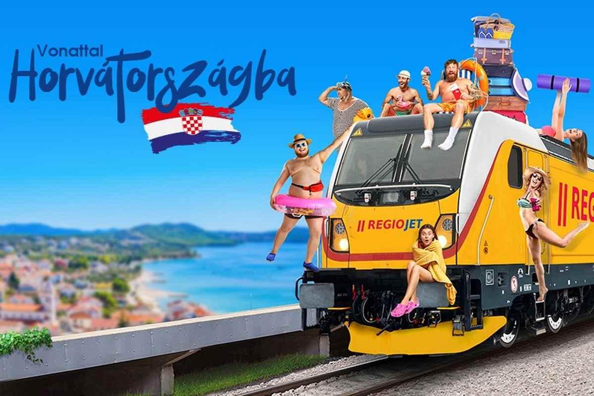 Nagyon fogynak a jegyek a nyári adriai vonatra Budapestről